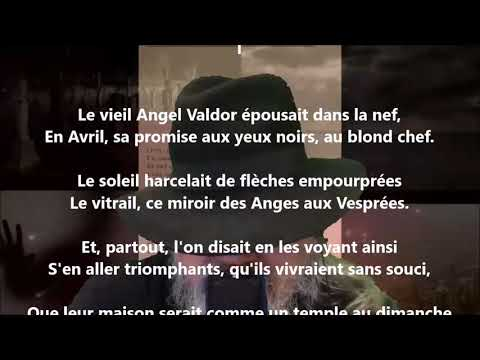 Le suicide d'Angel Valdor I - Émile Nelligan lu par Yvon Jean