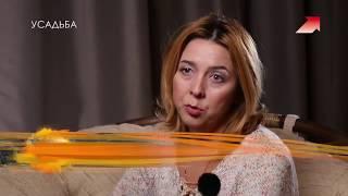 """Телеканал """"Усадьба"""" , как оформить окно, дизайнер Виктория Пашинская"""