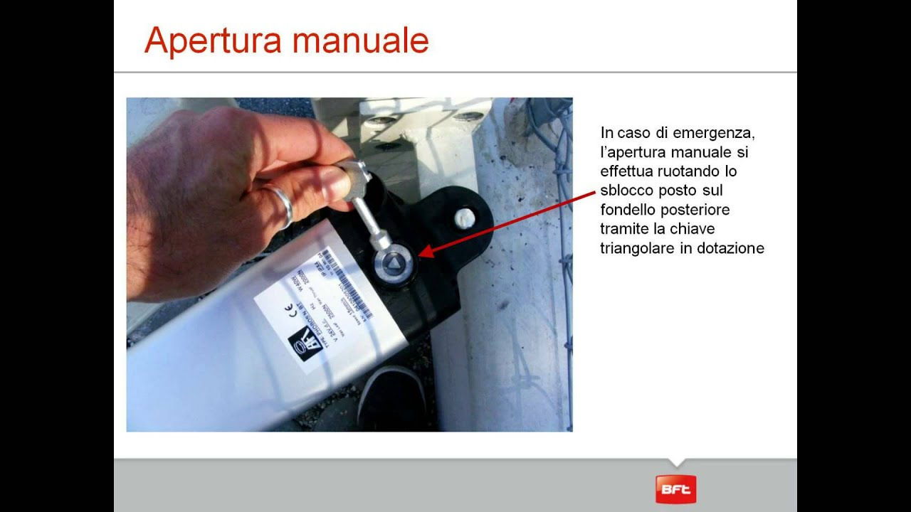 Schema Elettrico Bft Oro : Phobos n bt installazione it tutorial youtube