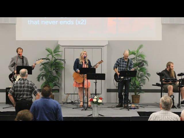 Sunday Worship Service - July 11th, 2021
