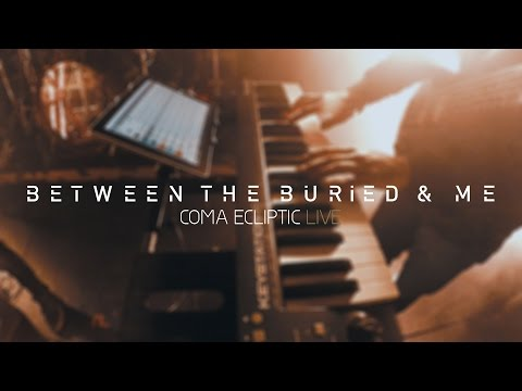 """Between the Buried and Me """"Coma Ecliptic Live"""" (Blu-ray/DVD trailer)"""
