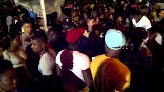 Suriname Parbo Night wilhelminastraat