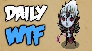 Dota 2 Daily WTF - Holy Shit it's Viper
