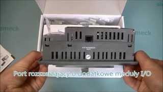 Unitronics Vision V530-53-B20B Sterownik Programowalny PLC HMI