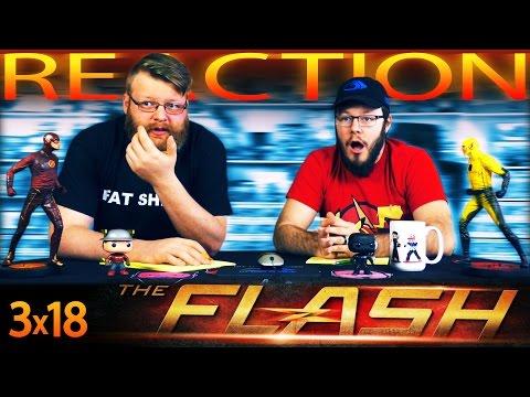 "The Flash 3x18 REACTION!! ""Abra Kadabra"""