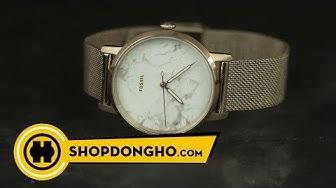 Review Đồng hồ   FOSSIL ES4404   SHOPDONGHO.com
