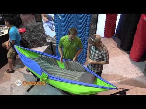 New Gear From Klymit At 2016 Outdoor Retailer
