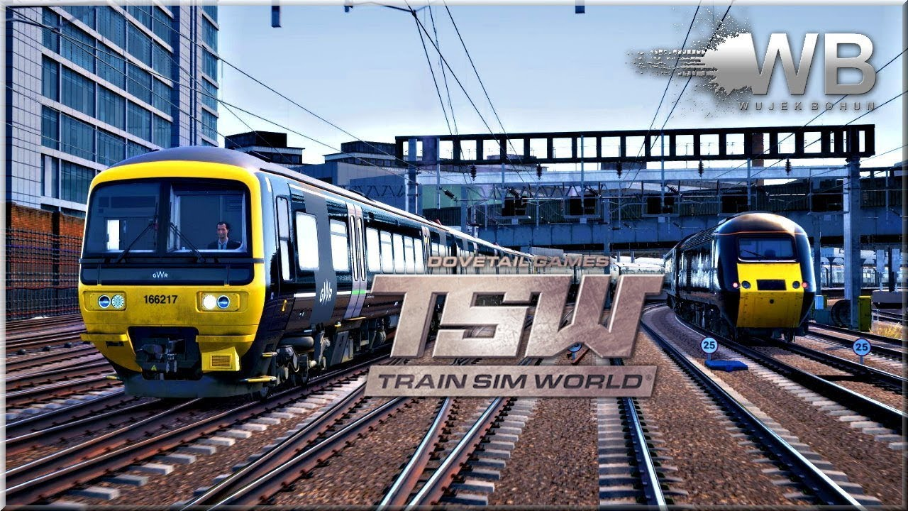 Train Sim World | London Paddington – Reading