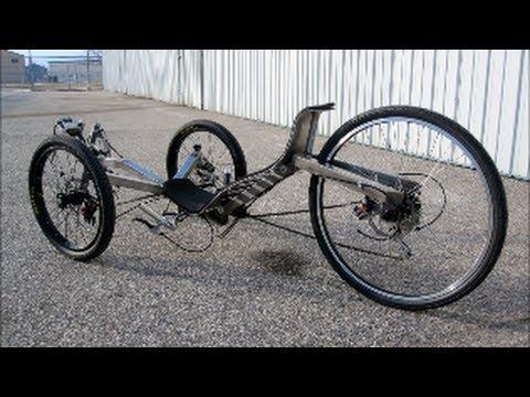 DIY Recumbent Warrior Trike