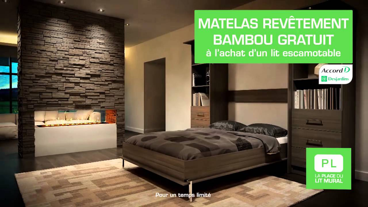 saskia thuot promotion la place du lit mural matelas. Black Bedroom Furniture Sets. Home Design Ideas