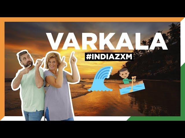 En Varkala hay playa, vaya vaya!! - Kerala -  India - ZXM