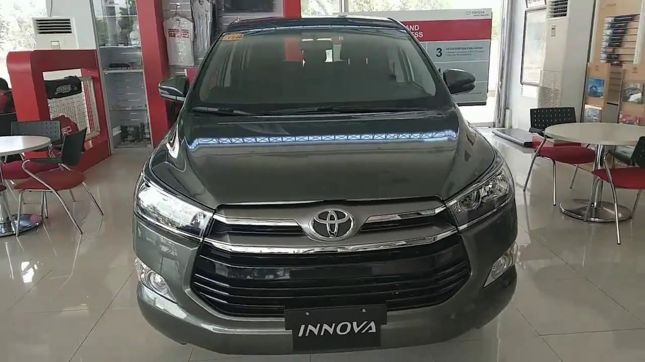 New Innova Venturer 2018 Price All Kijang 2.0 G M/t Lux Toyota 2 8l Diesel Engine Alumina Jade Green Philippines Batangas City Inc