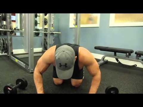 Workout 101- Close Grip Push Up