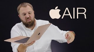 обзор Apple MacBook Air 13