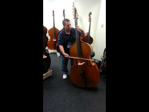 Rich's new bass being played by Steve Ullery