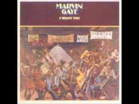 Marvin Gaye - I Want You (Vocal Version)