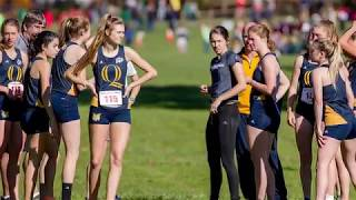 Feature| Catching up with QU Women's Cross Country Head Coach Carolyn Martin (6/26/18)