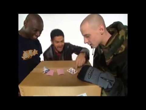 Jamel avec Omar et Fred - Jeu de Cartes