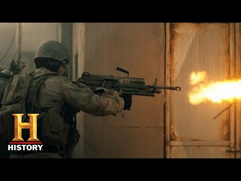 The Warfighters: SEAL Team 3 Gains Foothold in Ramadi Iraq (Season 1) | History