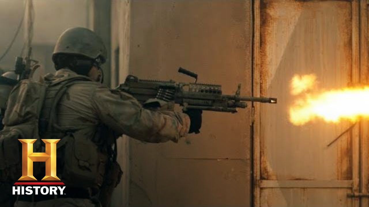 Download The Warfighters: SEAL Team 3 Gains Foothold in Ramadi Iraq (Season 1)   History