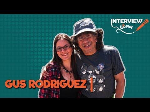 Nintendomania - Entrevista con Gus Rodríguez │ Interview