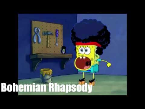 2018 Movies Portrayed by Spongebob