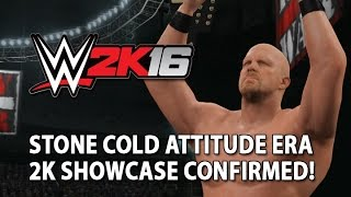 WWE 2K16: Stone Cold Attitude Era Showcase Confirmed!