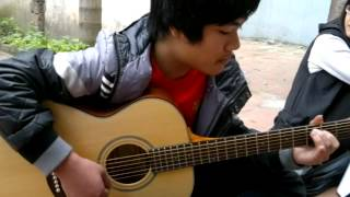 because i'm stupid ( Guitar )_Quang Huy