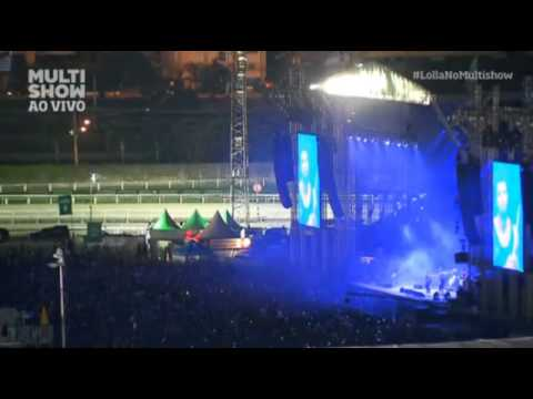 Queens of the Stone Age - 03 - Hanging Tree, Make it Wit Chu, Little Sister -  Lollapalooza 2013