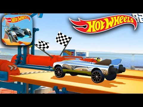 Hot Wheels: Race Off - Levels 51 52 53 54 55 / 3 STARS Gameplay (iOS Android)