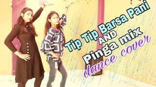 Tip Tip Barsa Pani -pinga- mix Dance Ankita & Suman Must watch