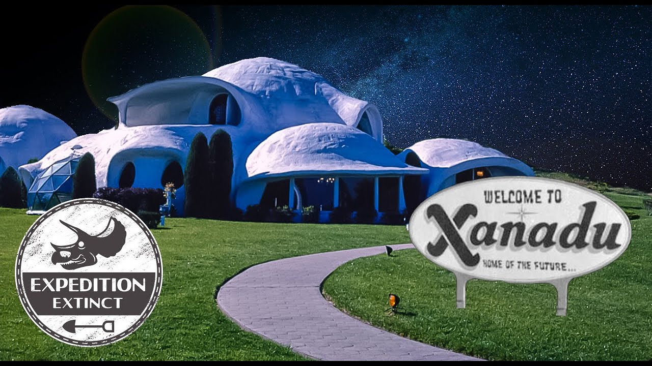 The Abandoned History of Xanadu: House of The Future - Orlando's Extinct Futurist Space Attraction