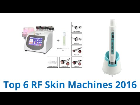 6 Best RF Skin Machines 2016