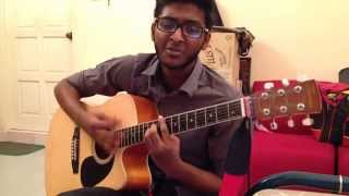 Download Hindi Video Songs - Amma Amma -Dhanush Anirudh (Velai Illa Pattadhaari) Ravivarmah Guitar and Singing Acoustic Cover