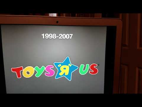 Logo History #35: Toys R Us/Babies R Us (with Thoughts On The Closings)