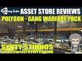 Unity Asset Reviews - Synty Studios Polygon Gang Warfare