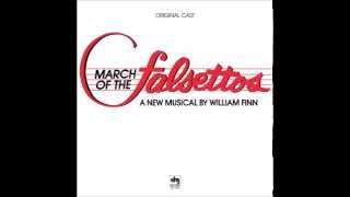 The March of the Falsettos - 1981 Original Off-Broadway Cast(0:00 - Four Jews In a Room Bitching 2:38 - A Tight-Knit Family / Live is Blind / The Thrill of First Love 11:30 - Marvin at the Psychiatrist (a 3-Part Mini-Opera) ..., 2014-06-06T04:09:09.000Z)