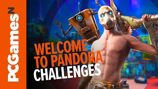 Fortnite - Welcome to Pandora Challenges