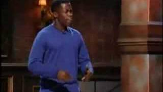 Russell Simmons presents Def Poetry Jam - Knock Knock