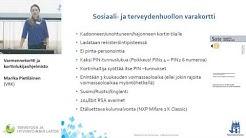 Varmennekortti ja kortinlukijaohjelmisto, Marika Pietiläinen (VRK)