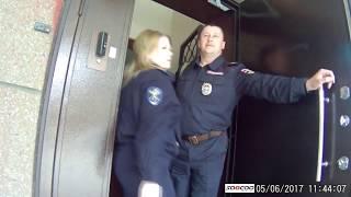 отдел полиции № 3 г. Новотроицк запрет видео съёмки