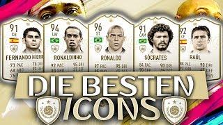 FIFA 19: Die BESTEN ICONS auf JEDER POSITION