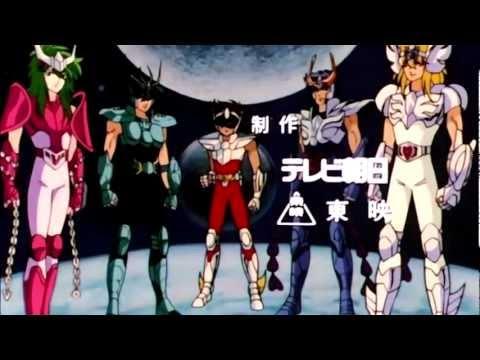 Os Cavaleiros do Zodíaco - Saga de Asgard - Abertura Dublada