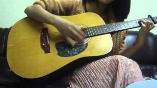 đêm nay ai đưa em về guitar