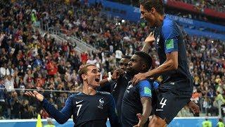 საფრანგეთი 1:0 ბელგია - მატჩის საუკეთესო მომენტები