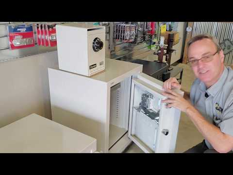Is This The Best Burglary Rated Safe? Hollon Burglary Safe Review.