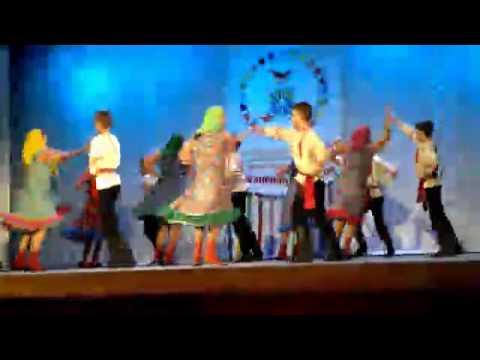 Народные танцы -