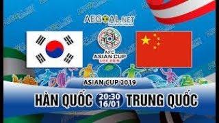 live china vs South Korea