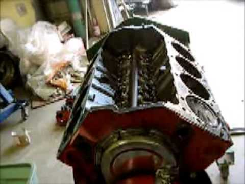 350 tear down building 383 stroker do it your self diy caponeauto