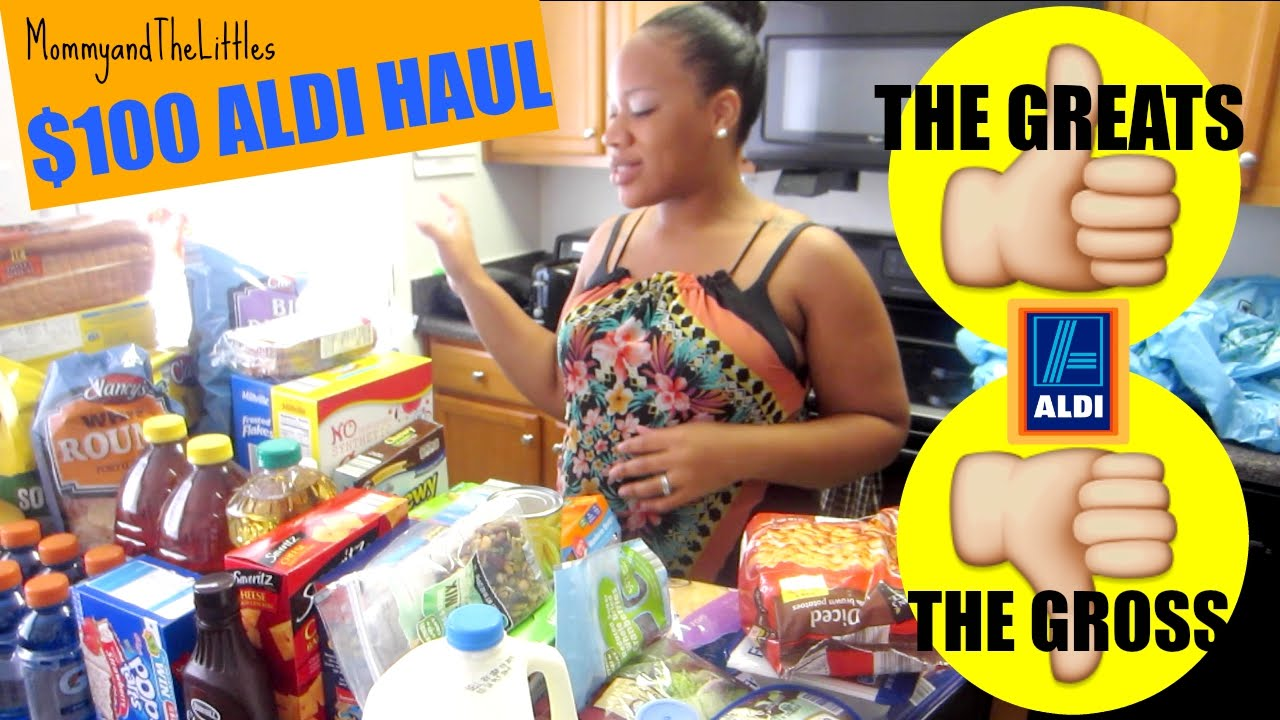 100 aldi haul the great and the gross. Black Bedroom Furniture Sets. Home Design Ideas